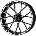 Black Rear 17 x 6.25 Procross Forged Billet Wheel - 10101-201
