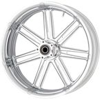 Chrome 7 Valve Front  18 x 5.50 in. Forged Billet Wheel - 10302-203