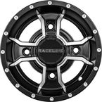 Black Raceline A77 Mamba 10x5 Wheel - A7710514-32