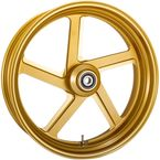 Gold Ops Pro-Am One Piece Aluminum Wheel for Dual Disc w/ABS - 12047106RPROSMG