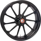 Black Front Assault 21x3.5 Wheel - 12047106SLAJAPB