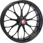 Black Rear Revolution 18x5.5 Wheel - 12697814RRVNAPB