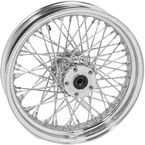 Chrome Tubeless 16x3.5 60 Spoke Rear Wheel - 51692