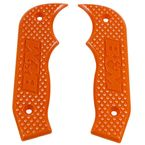 Orange Magnum Grip Side Plates - 81203