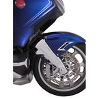 Chrome Fork Leg Covers - 78120