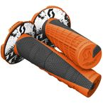 Neon Orange/Black Deuce 2 Grips w/Donut - 219627-5857
