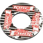 White/Red  Grip Donut - 8110-0104