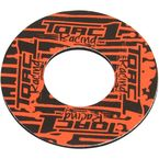 Black/Orange  Grip Donut - 8110-0205