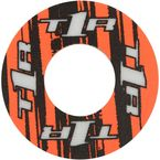 Orange/Black Grip Donut V2 - 8111-0502