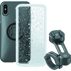Black Moto Bundle Mount for iPhone X - 53910
