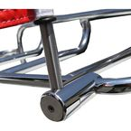 1/2 in. Flag Mount for Extended Style Luggage Rack - CC-BASE-RDHB12