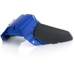 Blue/Black Upper Radiator Shrouds - 2374141034