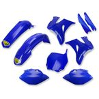 Complete Blue Powerflow Body Kit - 1CYC-9305-62
