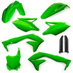 Flo Green Full Replacement Plastic Kit - 2449570235