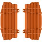 Orange Radiator Louvers - 8457900001