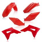 Red Standard Replacement Plastic Kit - 2645460227