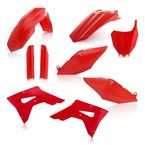 Red Full Replacement Plastic Kit - 2645470227
