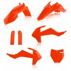 Flo Orange Full Replacement Plastic Kit - 2449604617