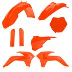 Flo Orange Full Replacement Plastic Kit - 2314344617