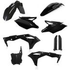 Black Full Replacement Plastic Kit  - 2685820001