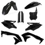 Black Full Replacement Plastic Kit  - 2685840001