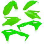 Fluorescent Green Standard Plastic Kit  - 2685810235