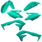 Teal Standard Plastic Kit  - 2685830213