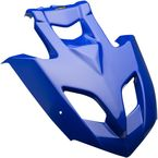 Dark Blue Custom Scooped Hood - 190406