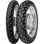 Rear Enduro 3 Sahara 120/80S-18 Blackwall Tire - 0142900
