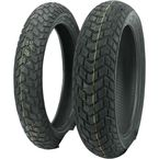 Rear MT60 140/80-17 Dual Sport Blackwall Tire - 281900