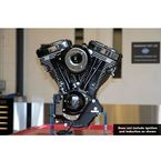 V111 Long Block Black Engine - 310-0829