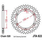 520 45 Tooth Aluminum Rear Racing Sprocket - JTA822.45