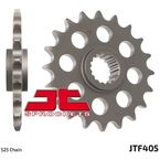 Front Chromoly Steel Alloy 525 19 Tooth Sprocket - JTF405.19