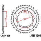 47 Tooth Rear Steel Sprocket For 525 Chain - JTR1304.47