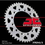 Rear C49 High Carbon Steel Sprocket - JTR245/3.46