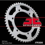 Rear 525 47 Tooth C49 High Carbon Steel Sprocket - JTR300.47