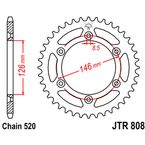 43 Tooth Rear Steel Sprocket For 520 Chain - JTR808.43