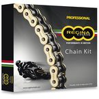 525ZRP Z-Ring Chain and Sprocket Kit - ZRP/114KKA022
