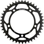 Steel Rear Sprocket - RFE-1800-42-BLK