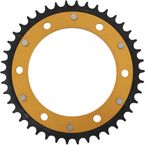 Gold Stealth Rear Sprocket - RST-1306-42-GLD