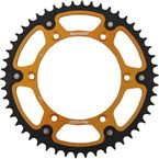 Gold Stealth Rear Sprocket - RST-1512-50-GLD
