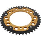 Gold Stealth Rear Sprocket - RST-1792-43-GLD