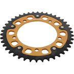 Gold Stealth Rear Sprocket - RST-1793-42-GLD