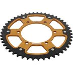 Gold Stealth Rear Sprocket - RST-2012-47-GLD