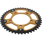 Gold Stealth Rear Sprocket - RST-702-44-GLD