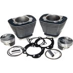 90 in. Monster Big Bore Kit w/Highlighted Fins  - 201-417W