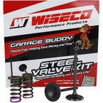Garage Buddy Steel Valve Kit - SVBK6353