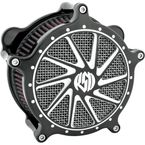 Ronin Contrast Cut Venturi Air Cleaner - 0206-2014-BM