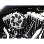 Airstrike Chrome Drifter Air Cleaner - AC-04C-101C