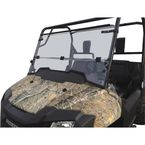Clear Full Folding Windshield - 2317-0305